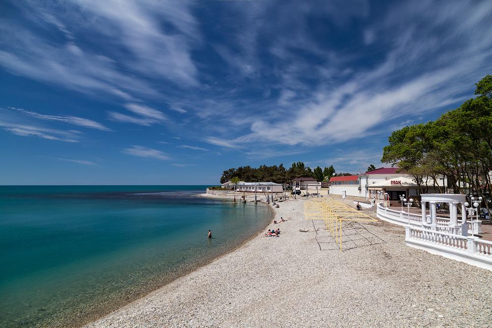 черноморские курорты фото города поселки фотокамеры